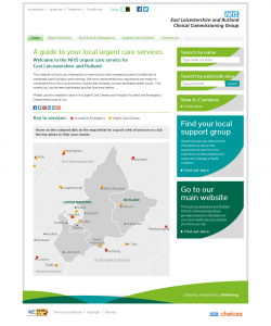 NHS-CCG-Urgent-Care-Leicestershire